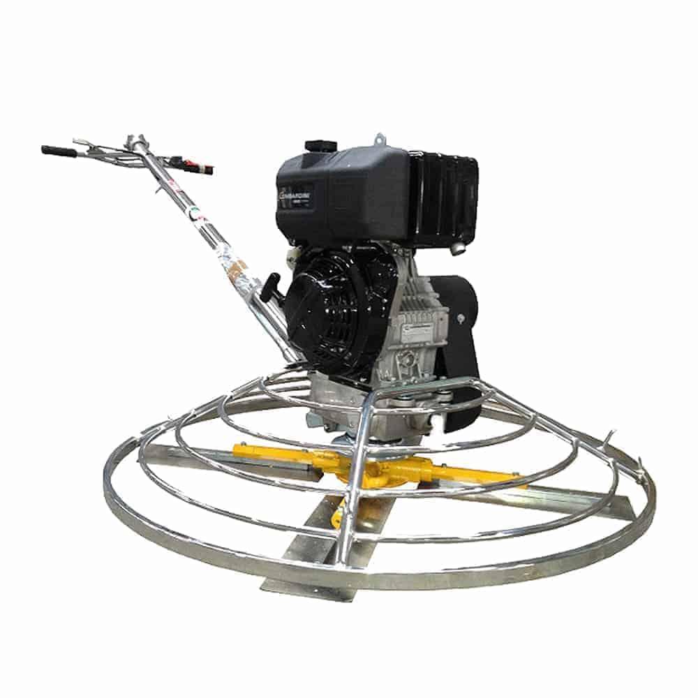 finisor simplu / elicopter simplu Barikell 4-120 Lombardini